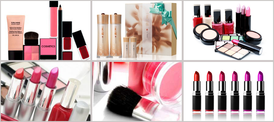Cosmetics and perfumes