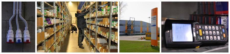 Production logistics service